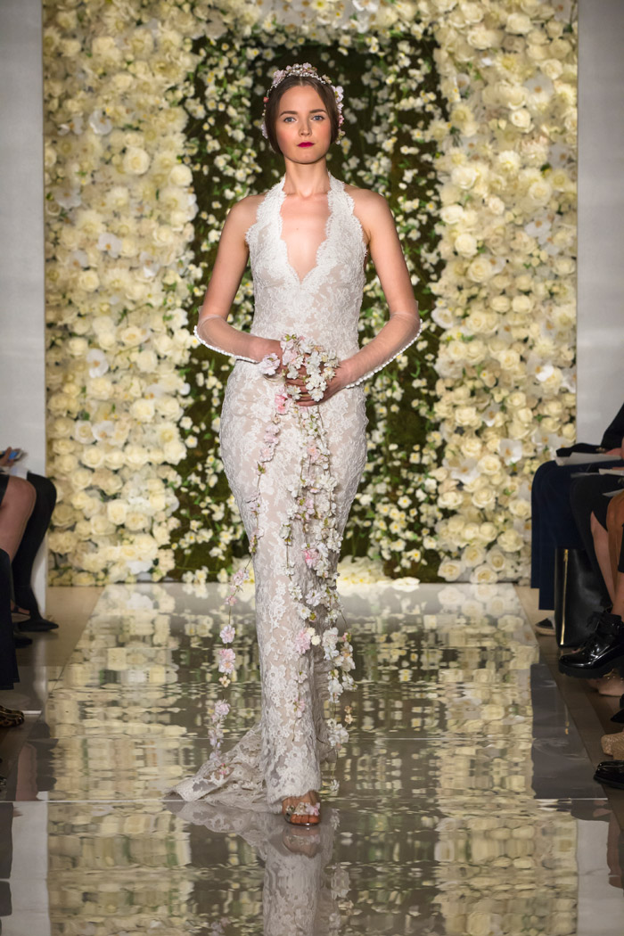 I'm a Bride – Reem Acra Fall 2015 Bridal Collection. www.theweddingnotebook.com