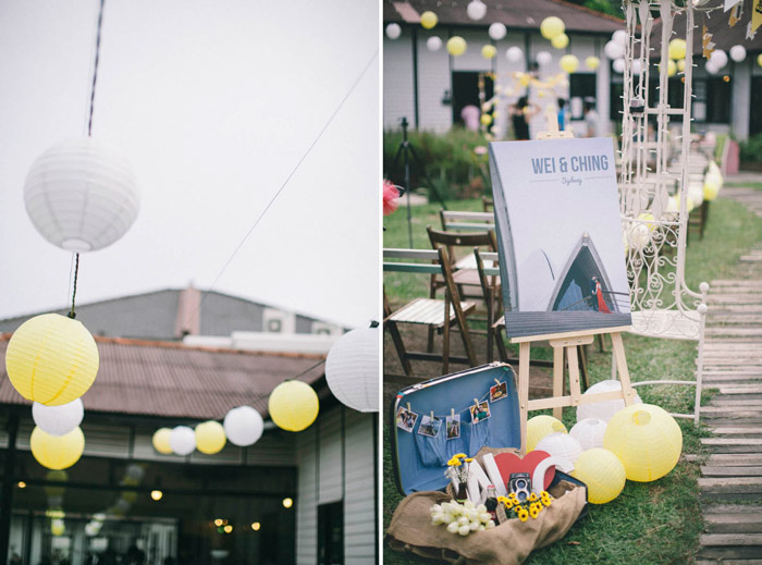 Photo by Memoir Click Studio. Event Styling by Yean. www.theweddingnotebook.com