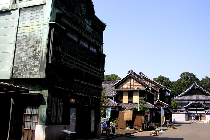 6-Edo-Tokyo-Open-Air Architectural Museum