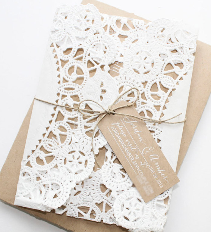 Cheap Wedding Invitation Paper: Affordable Papers And Materials For The DIY Bride