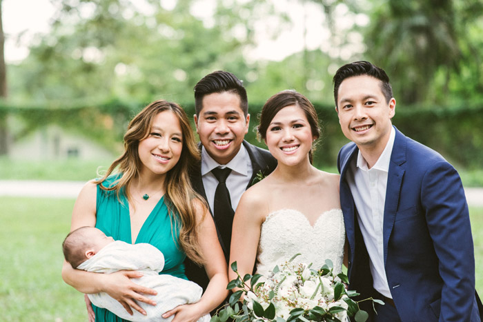 Photo by Joshua of The Beautiful Moment Photography. www.theweddingnotebook.com