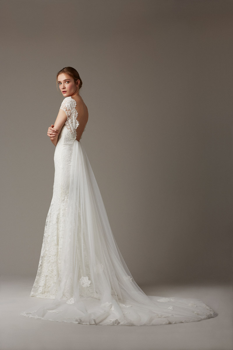 The Woodlands - Leia Rose Spring 2016 Bridal Collection. www.theweddingnotebook.com