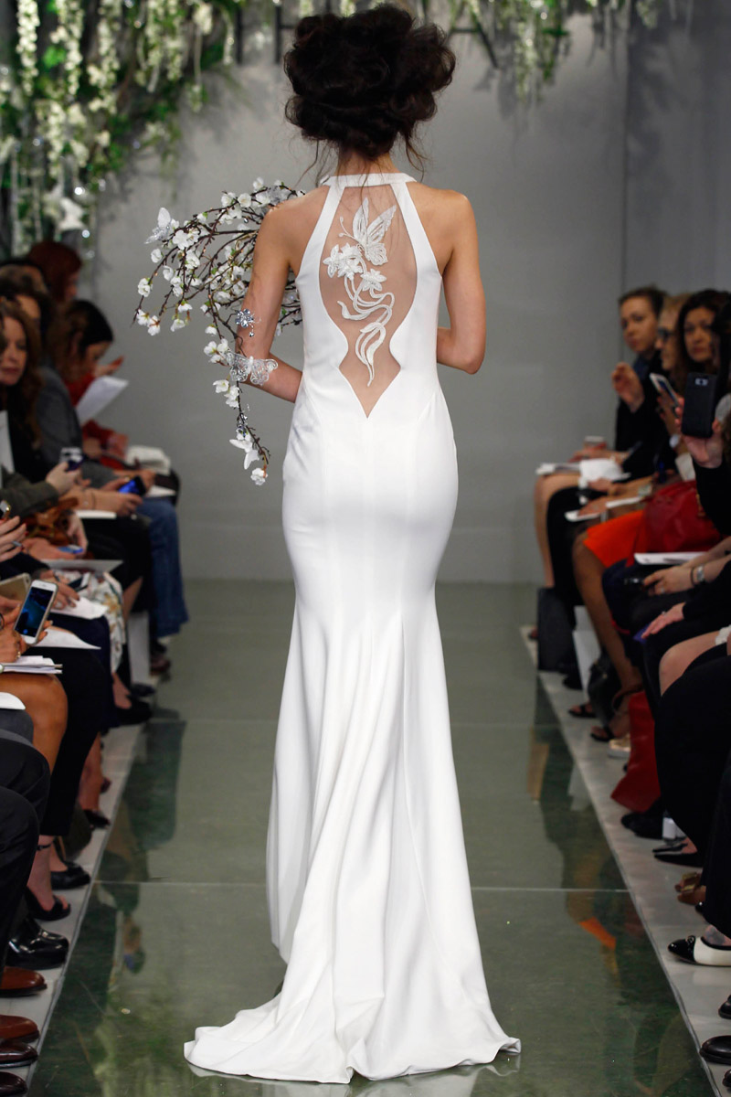 Giselle - Theia Spring 2016 Bridal Collection. www.theweddingnotebook.com
