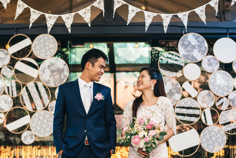 Photography by Bloc Memoire. www.theweddingnotebook.com