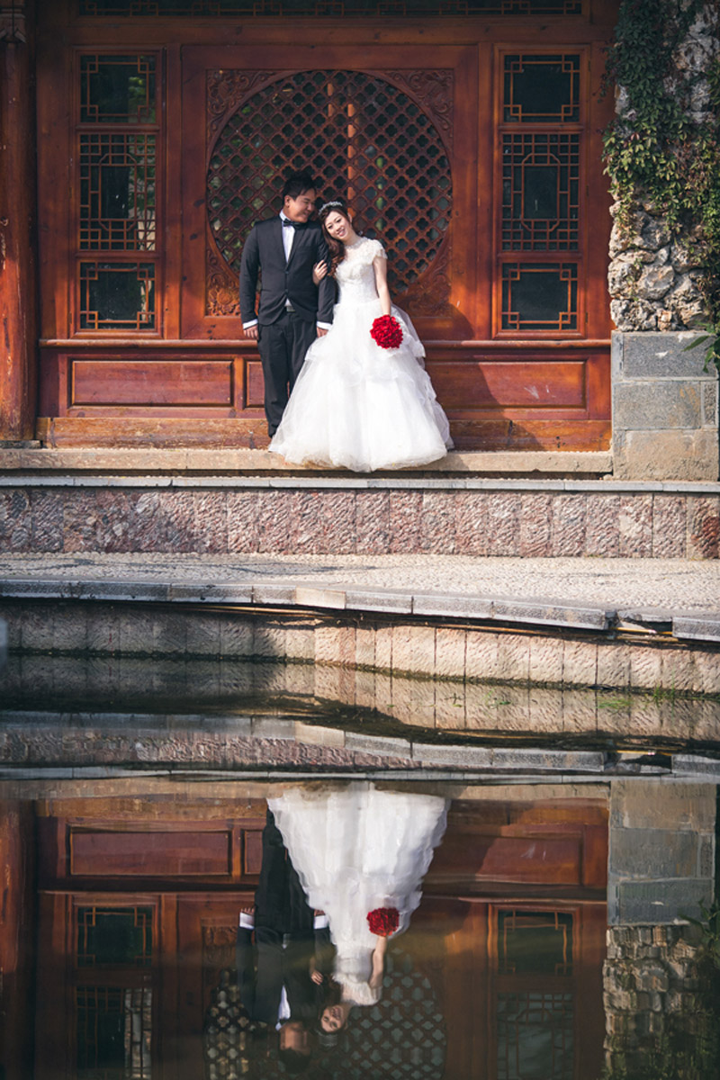 Lijiang. Photo by Plan A Production. www.theweddingnotebook.com