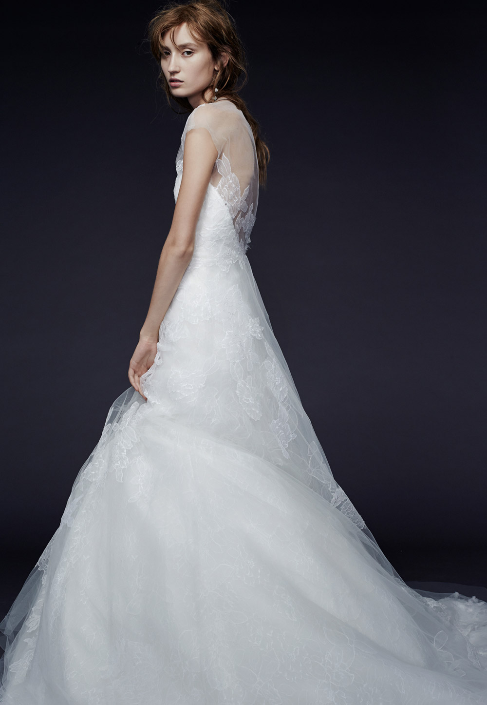 Pandora – Vera Wang Fall 2015 Collection. www.theweddingnotebook.com