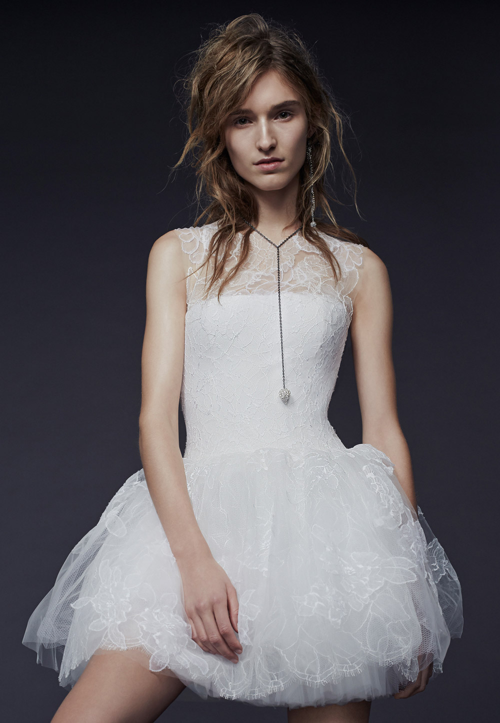 Paulina – Vera Wang Fall 2015 Collection. www.theweddingnotebook.com