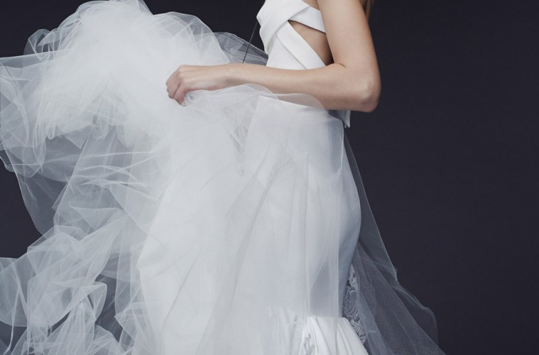 Petra – Vera Wang Fall 2015 Collection. www.theweddingnotebook.com