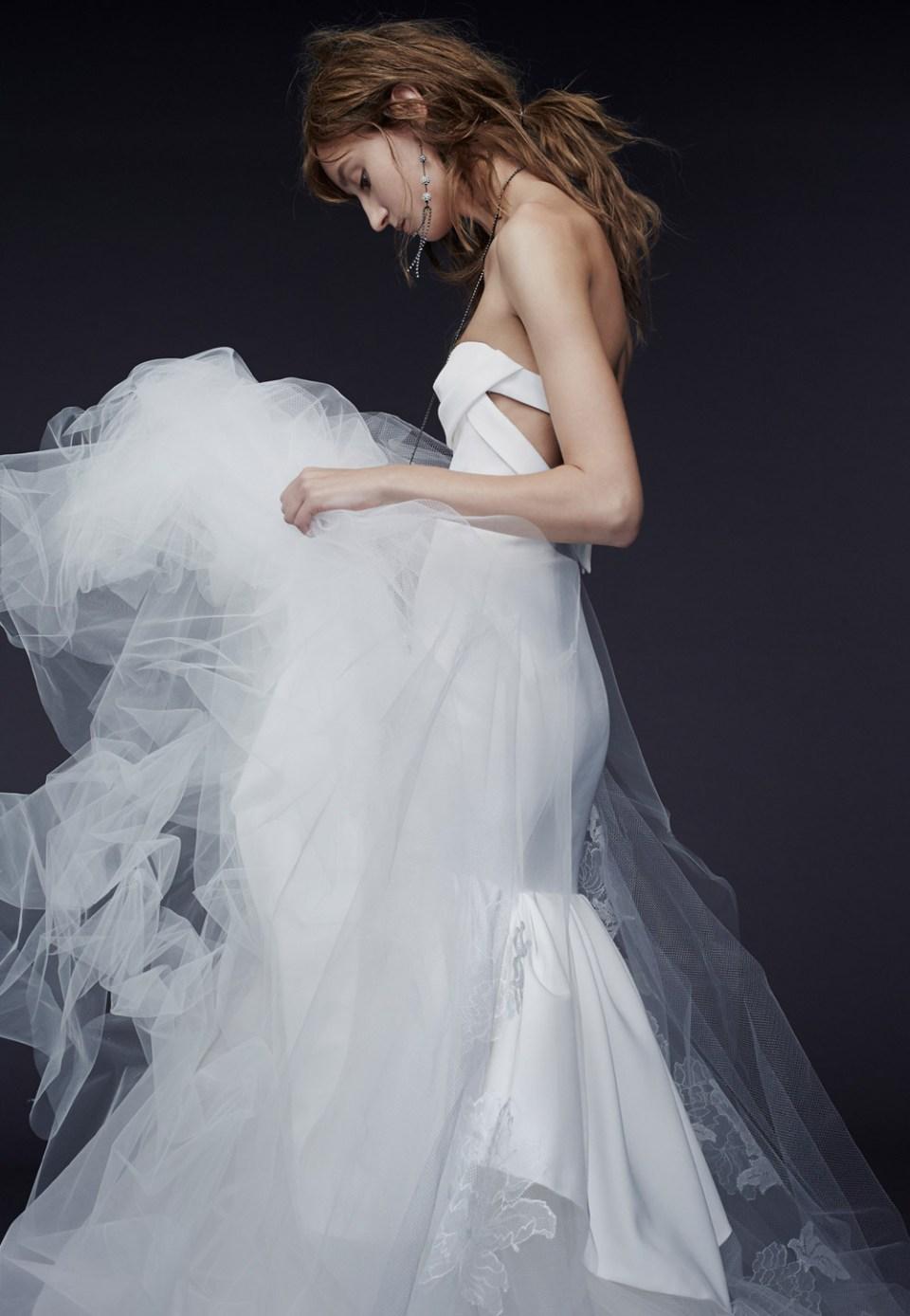Petra –Vera Wang Fall 2015 Collection. www.theweddingnotebook.com