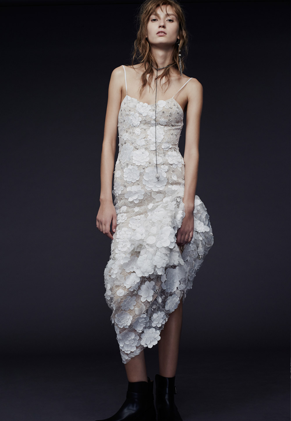 Perla – Vera Wang Fall 2015 Collection. www.theweddingnotebook.com