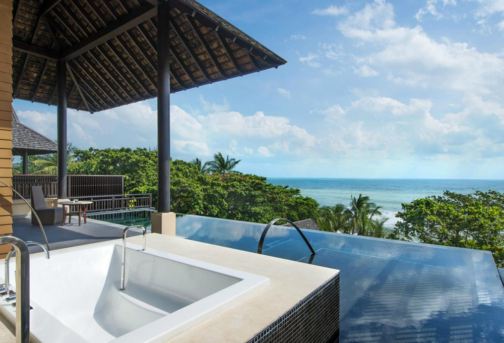Vana Belle Koh Samui. Luxury Honeymoon Resorts in Southeast Asia. www.theweddingnotebook.com