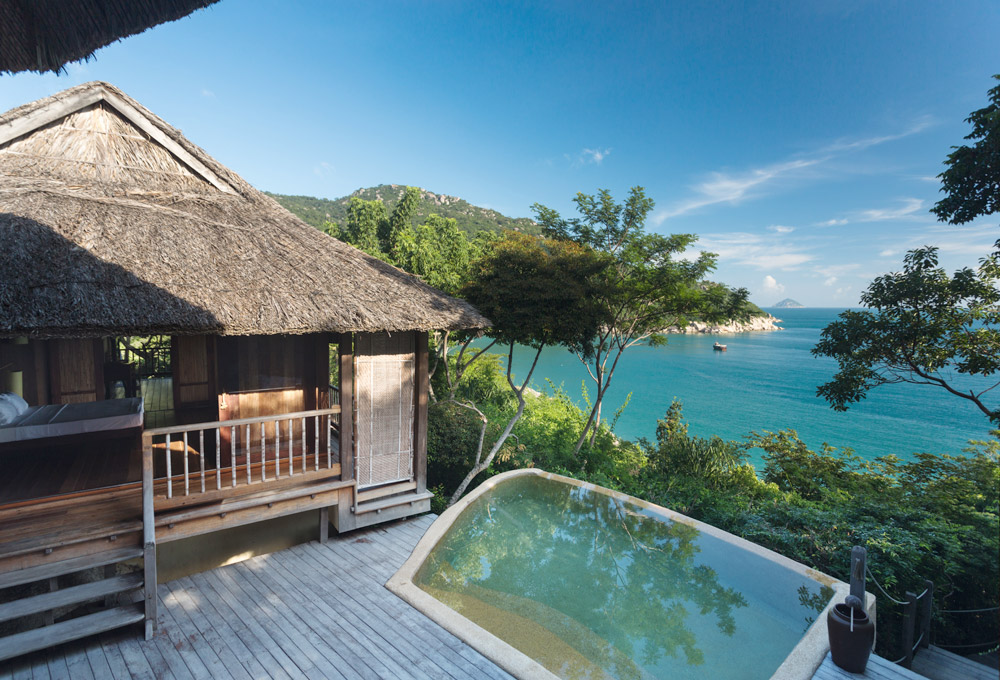 Six Senses Ninh Van Bay, Vietnam. Luxury Honeymoon Resorts in Southeast Asia. www.theweddingnotebook.com