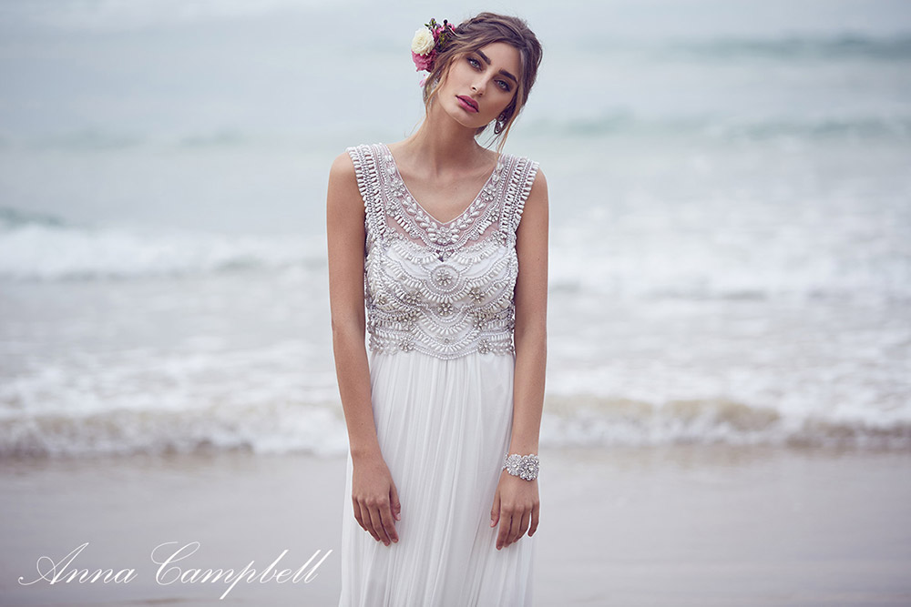 Madison - Anna Campbell Spirit Collection. www.theweddingnotebook.com