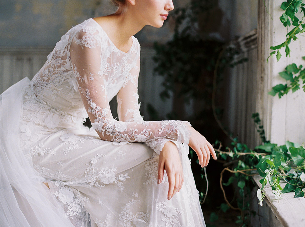 Prairie-Rose - Romantique 2016 Collection. www.theweddingnotebook.com