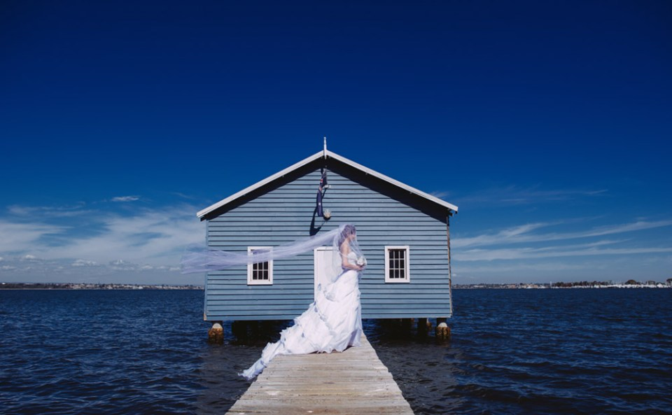Multifolds Photography. Blue Boat House, Perth. www.theweddingnotebook.com