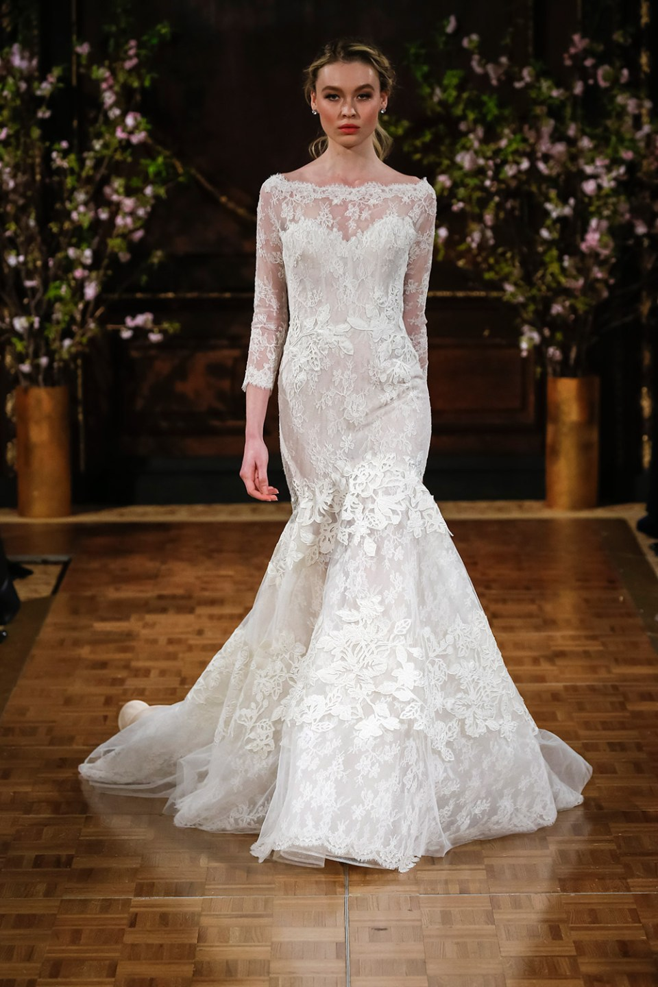 Broke - Isabelle Armstrong Spring 2017 Bridal Collection. www.theweddingnotebook.com