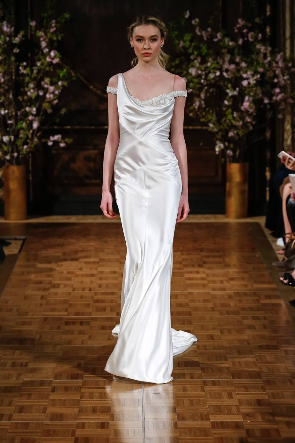 Ricki - Isabelle Armstrong Spring 2017 Bridal Collection. www.theweddingnotebook.com