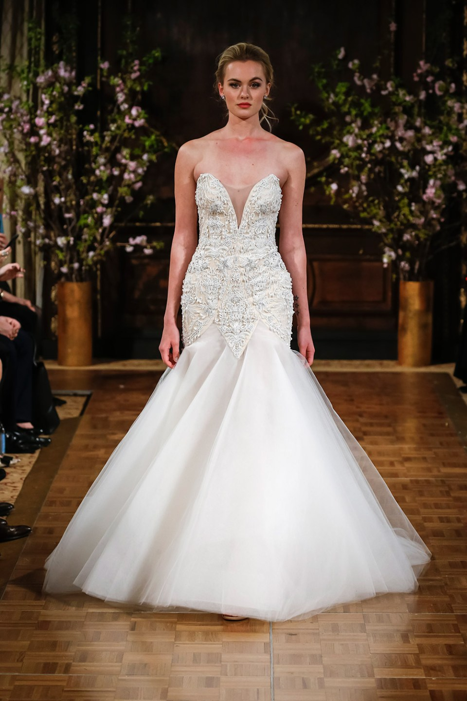 Shane - Isabelle Armstrong Spring 2017 Bridal Collection. www.theweddingnotebook.com