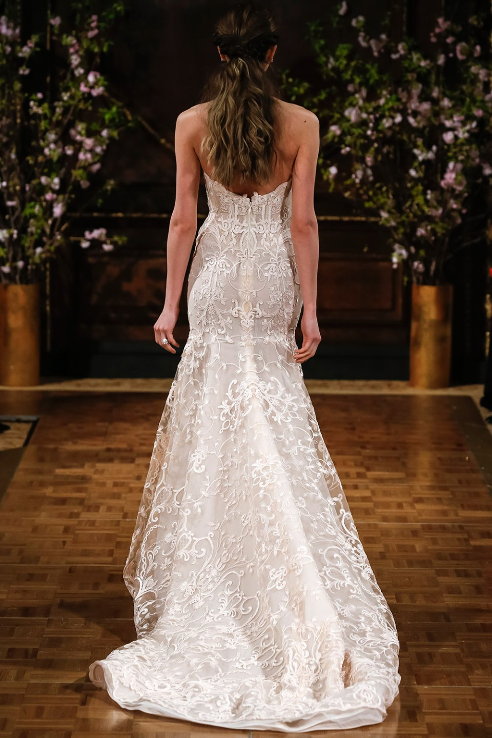 Aubrey - Isabelle Armstrong Spring 2017 Bridal Collection. www.theweddingnotebook.com
