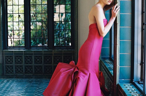 Artemis: Sareh Nouri – New York Spring 2017 Eveningwear Collection. www.theweddingnotebook.com