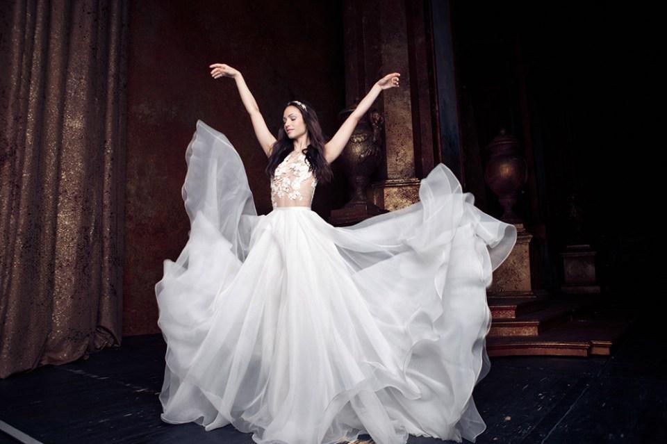 Daalarna 2017 Bridal Collection. www.theweddingnotebook.com