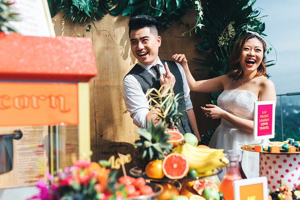 Photo by Funkydali. www.theweddingnotebook.com