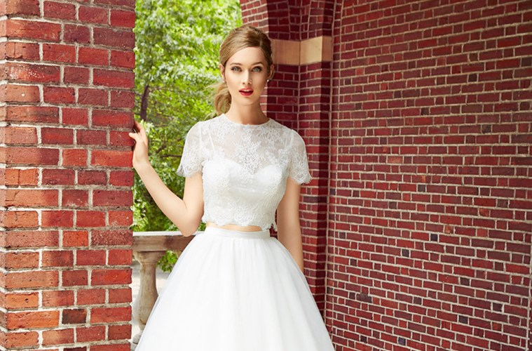 2dfc13e8a0d Simply Val Stefani Spring 2017 Collection - The Wedding Notebook ...