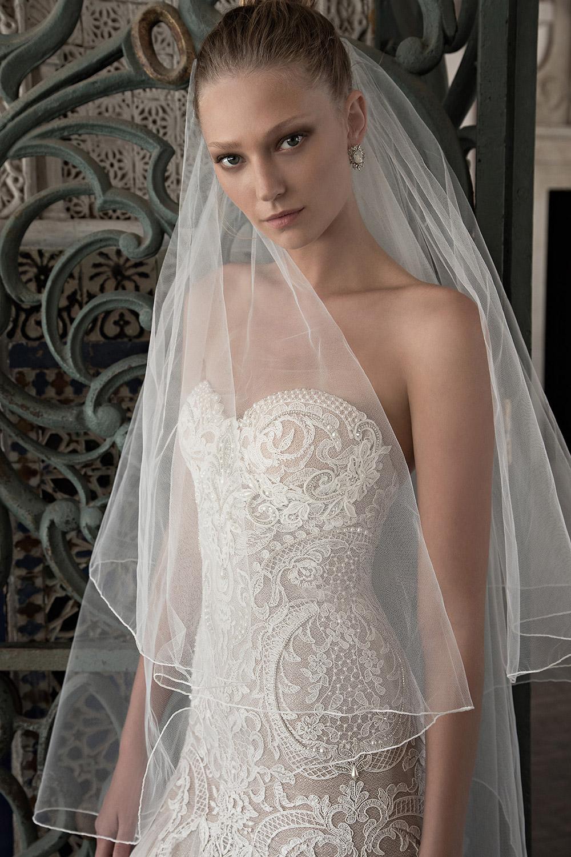 HELEN - Alon Livne 2017 Bridal Collection. www.theweddingnotebook.com