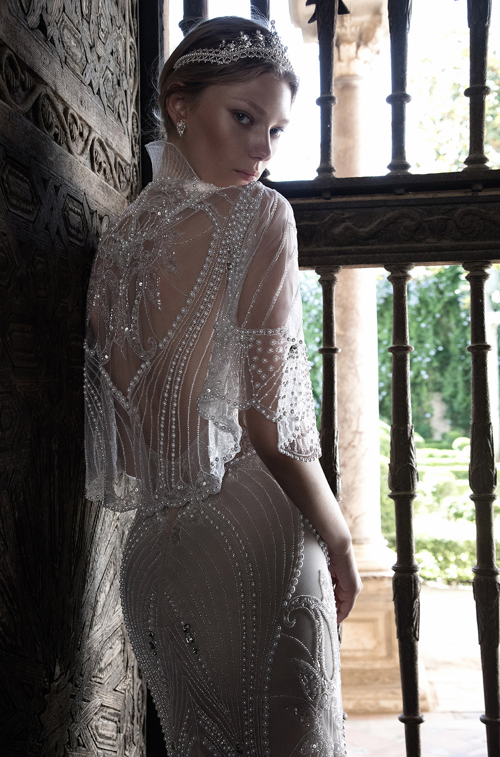 PEARL - Alon Livne 2017 Bridal Collection. www.theweddingnotebook.com