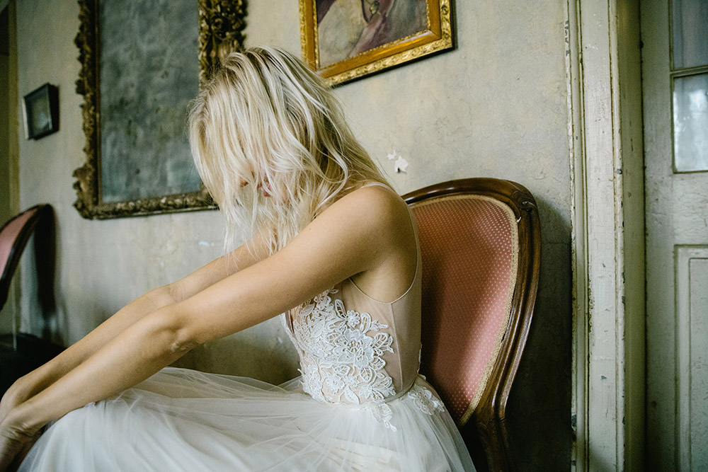 Alexandra Grecco Fall 2017 Collection. www.theweddingnotebook.com