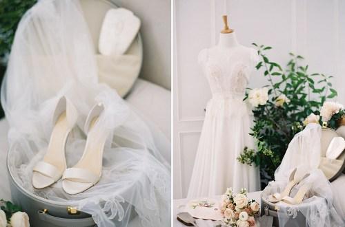 Bella Belle 2017 Bridal Shoes Collection. www.theweddingnotebook.com