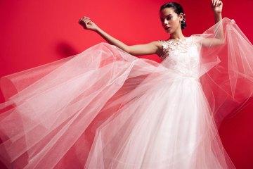 Daalarna 2018 Bridal Collection. www.theweddingnotebook.com