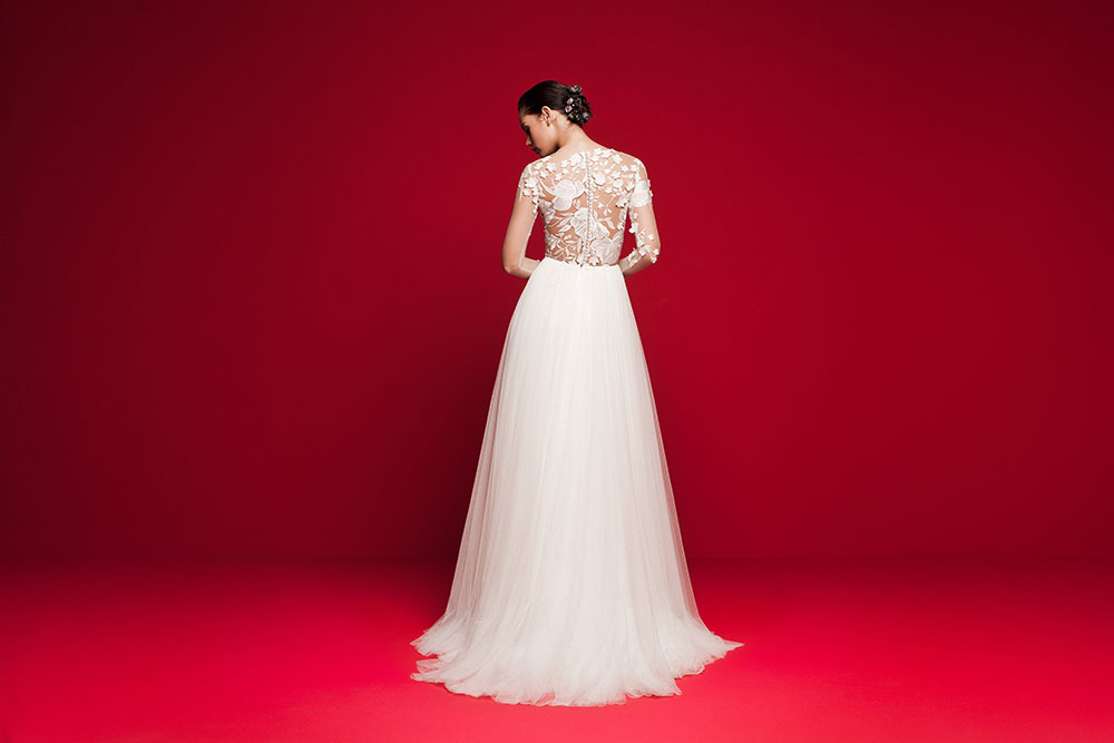 Daalarna 2018 Bridal Collection. www.theweddingnotebook.com