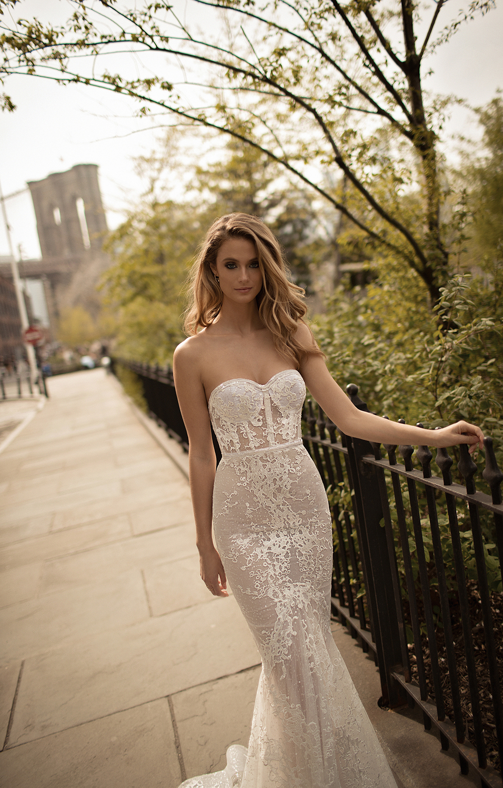Berta Spring 2018 Collection. www.theweddingnotebook.com