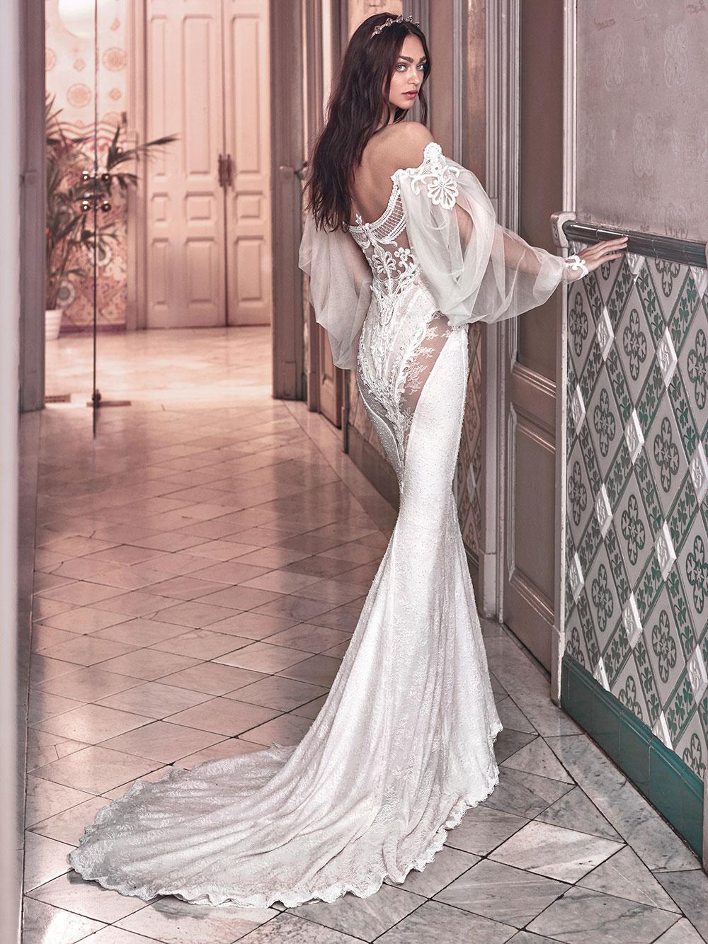 Thelma - Galia Lahav Spring 2018 Collection. www.theweddingnotebook.com