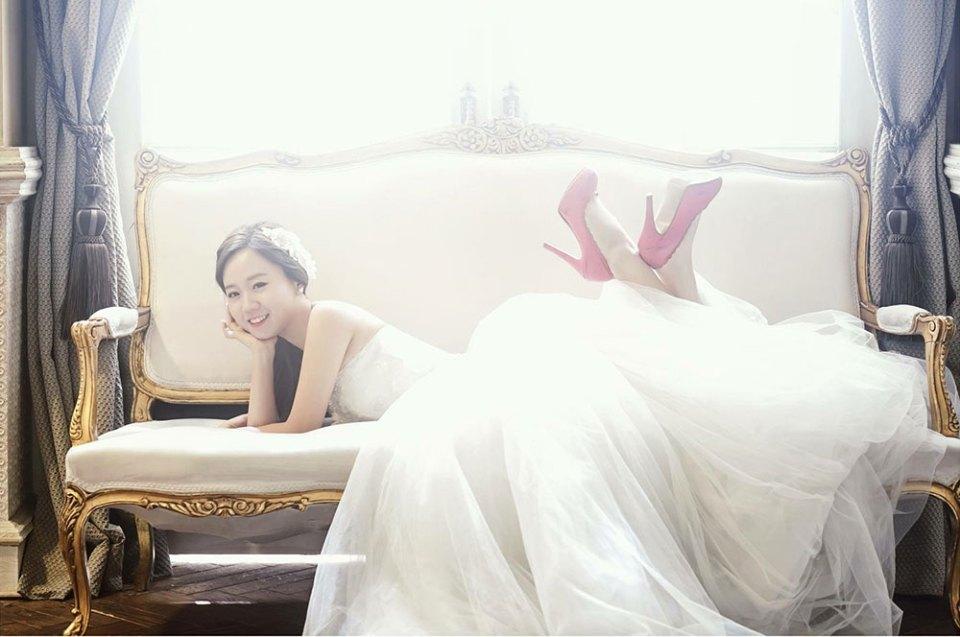 Photo by Door Studio Korea. /www.theweddingnotebook.com