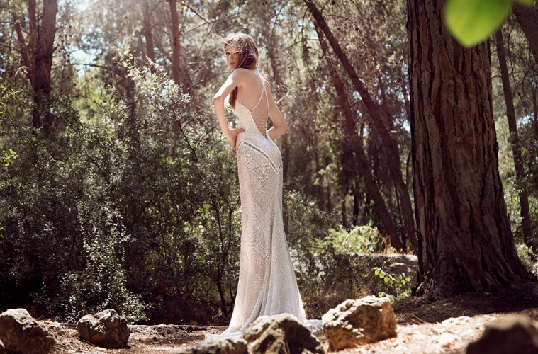 GALA by Galia Lahav Spring 2018 Collection. www.theweddingnotebook.com