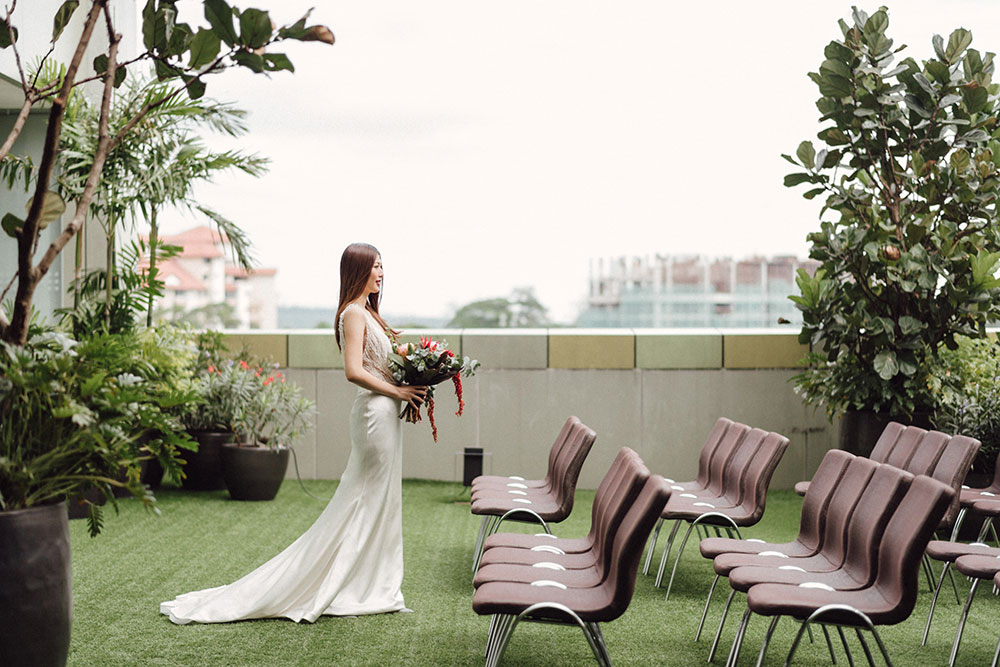 Le Meridien Putrajaya. Photography by Peter Herman Photography. Styling by The Wedding Notebook. www.theweddingnotebook.com