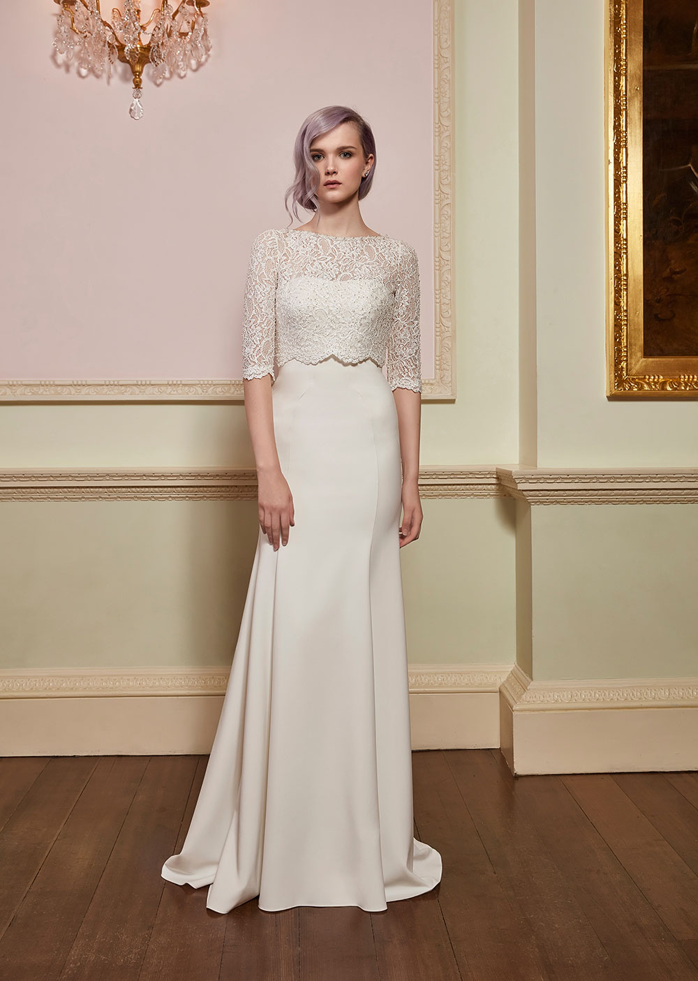 Adore & Amour - Jenny Packham 2018 Bridal Collection. www.theweddingnotebook.com