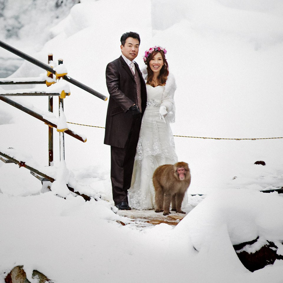 Photography by The Royal Workshop Japan. www.theweddingnotebook.com