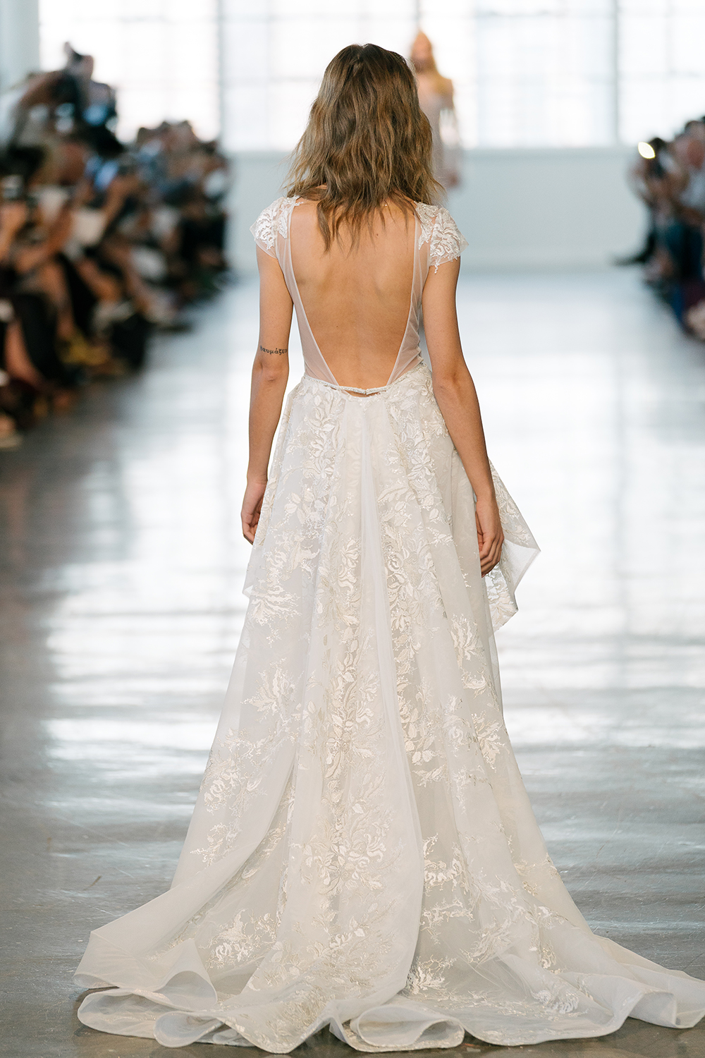 Berta Fall 2017 Bridal Collection. www.theweddingnotebook.com
