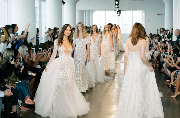 Berta Fall 2017 Bridal Collection. www.theweddingnotebook.com
