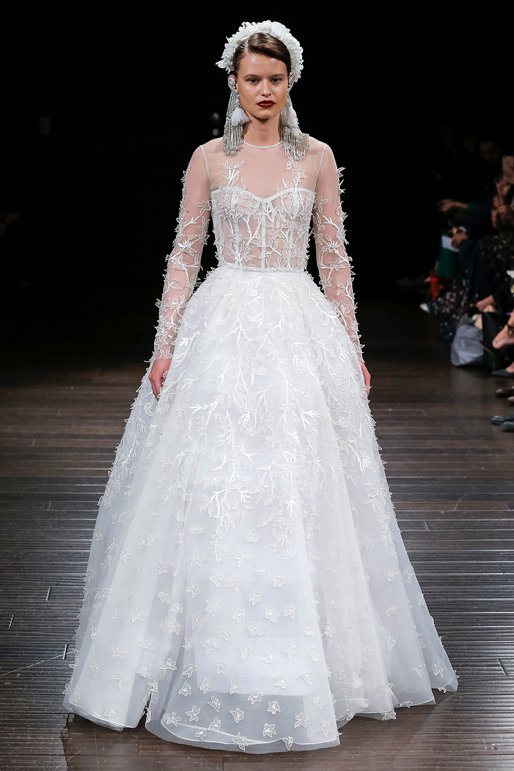 ASTOR - Naeem Khan 2018 Bridal Collection. www.theweddingnotebook.com