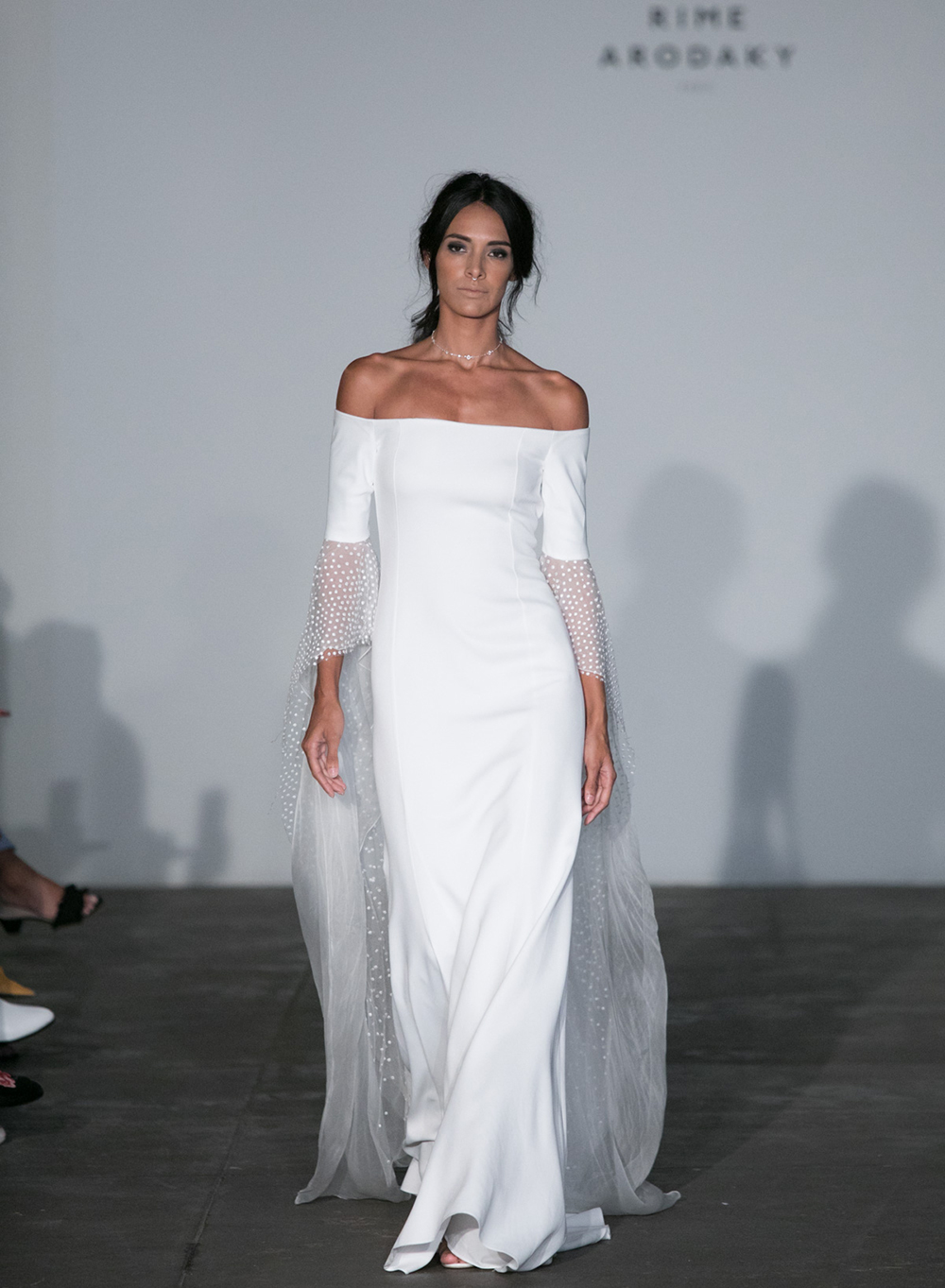 Rime Arodaky 2018 Collection. www.theweddingnotebook.com