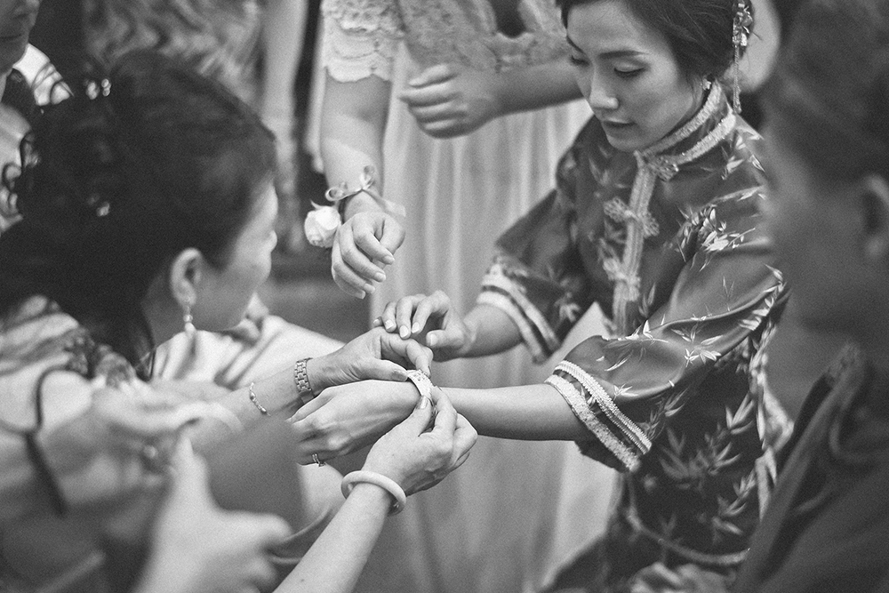 Photo by Andrew Yep Photographie. www.theweddingnotebook.com