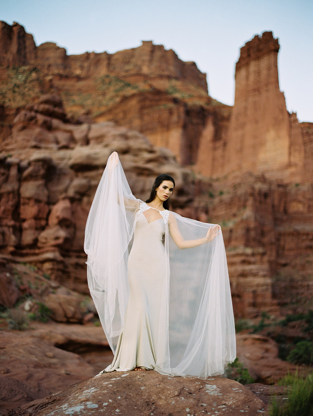 Wilderly Bride by Allure Bridals Spring 2018 Collection. www.theweddingnotebook.com