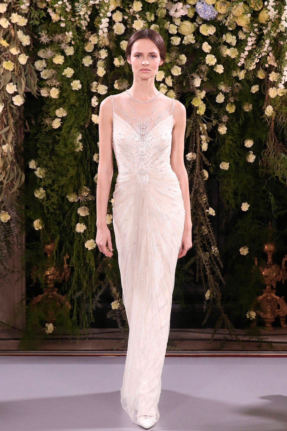 Millie – Jenny Packham 2019 Bridal Collection. www.theweddingnotebook.com