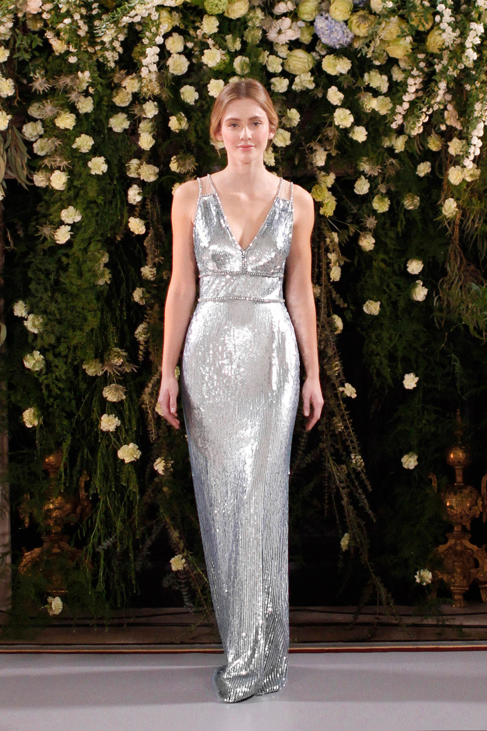 Jasmine – Jenny Packham 2019 Bridal Collection. www.theweddingnotebook.com