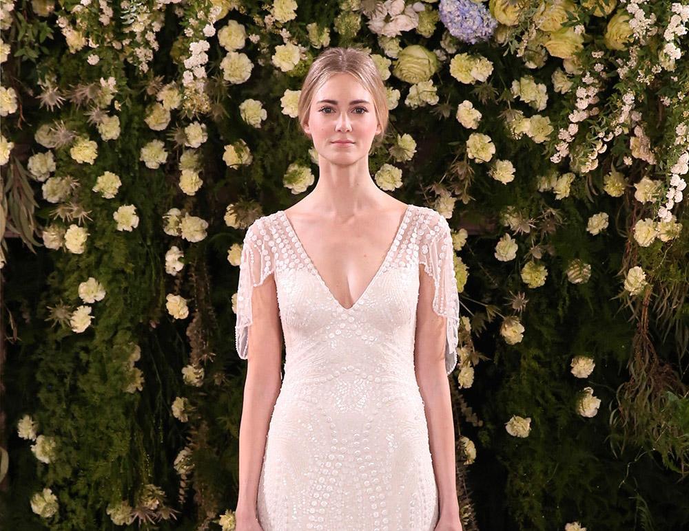 Jenny Packham Spring 2019 Bridal Collection