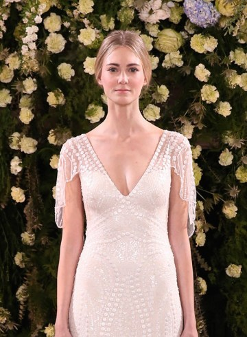 Jenny Packham Spring 2019 Bridal Collection